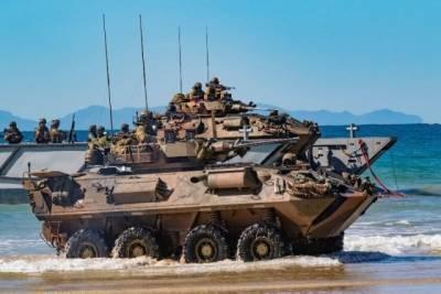 США проводят в Австралии масштабные военные учения (ФОТО)