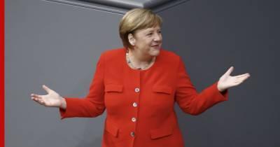 В офисе Меркель ответили на просьбу жителей омской деревни починить дорогу