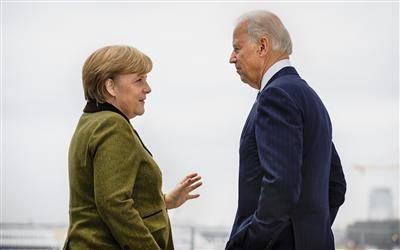 """США не ждут договоренностей Байдена и Меркель о """"Северном потоке 2"""" - администрация"""