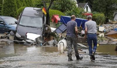 Путин выразил соболезнования властям Германии в связи с жертвами наводнения