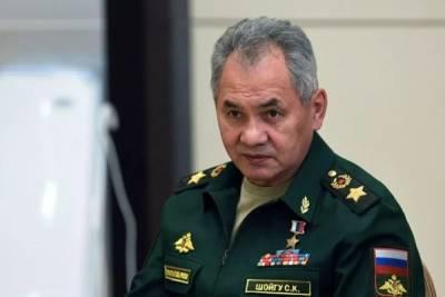 Шойгу не понравилось отсутствие сала и чеснока в Ростовской области