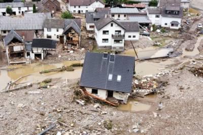 Путин выразил соболезнования руководству Германии в связи с наводнением