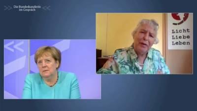 «Ангела Меркель запретила мне видеть мужа, с которым я прожила 65 лет»