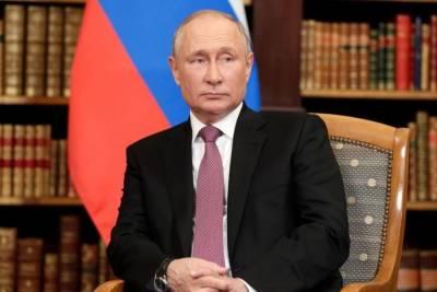 РБК: Минобороны поручил изучать в армии статью Путина об Украине