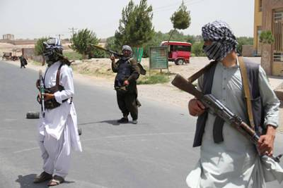 США обсудят Афганистан с Таджикистаном и Узбекистаном