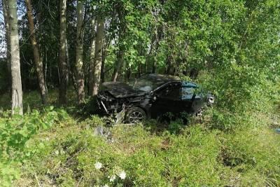В ДТП на трассах Курганской области за сутки один человек погиб и шесть получили травмы
