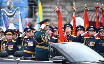 The Sun (Великобритания): на фоне растущей напряженности в отношениях с НАТО Россия похвасталась «самым современным военным арсеналом в мире» после того, как она перехватила самолеты США
