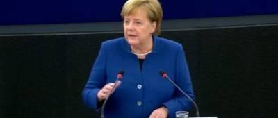 Меркель пообещала активную реакцию Германии, если Россия прекратит транзит газа через Украину
