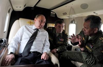 Минобороны России обязало военных учить статью Путина об Украине
