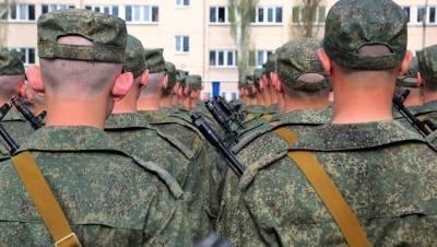 Призыв в армию не прошли более 3,5 тыс. новобранцев с коронавирусом