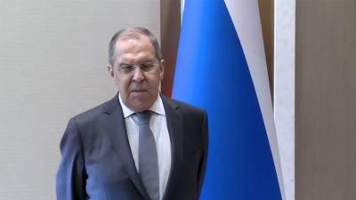 Лавров подводит итоги встреч с лидерами и главами МИД стран Центральной Азии