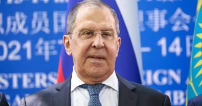 Лавров заявил, что миссия США в Афганистане провалилась