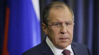 Глава МИД России Лавров заявил, что миссия США в Афганистане провалилась