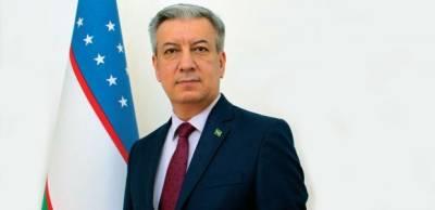 Узбекистан благодарен Президенту Азербайджана Ильхаму Алиеву за передачу вакцины от COVID-19 - посол