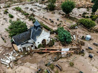 Число жертв наводнения в Германии возросло до 133 человек
