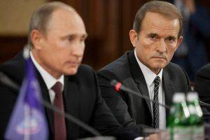 Американское издание: Путин высказался в защиту Медведчука, которого назвал украинским националистом