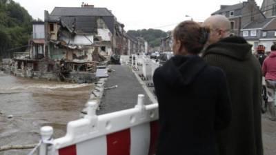 В Бельгии возросло число погибших из-за наводнения
