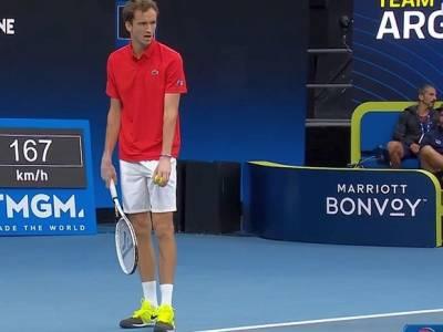 Российский теннисист Медведев отправился на Олимпийские игры в Токио