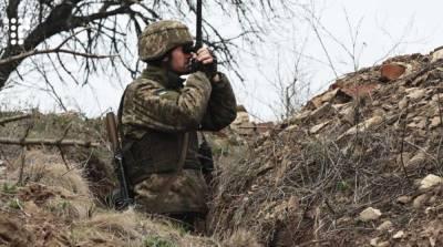 Сводка ООС: оккупанты 13 раз нарушили режим «тишины» на Донбассе