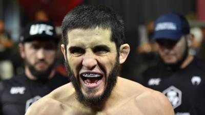 Махачев бросил вызов бывшему чемпиону UFC Дос Аньосу