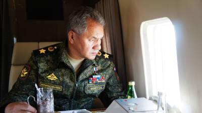 Киев обвинил Шойгу в создании войск и вызвал к следователю в Мариуполь