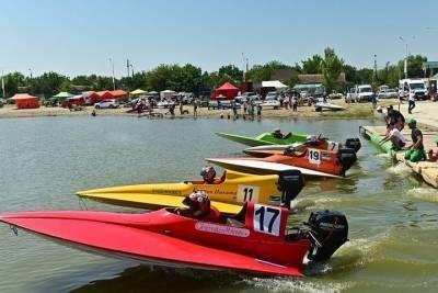 В Буденновске прошли два турнира России по водно-моторному спорту