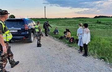Литва может усилить погранконтроль с Польшей из-за ситуации с мигрантами