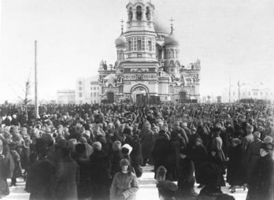Какой сибирский город больше года был столицей России