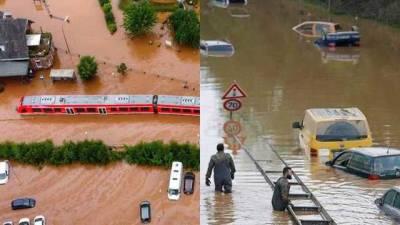 Число жертв наводнения продолжает расти: в восточной Баварии объявили чрезвычайное положение