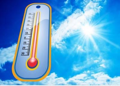 Жара до +28 градусов ожидается в Смоленской области в понедельник