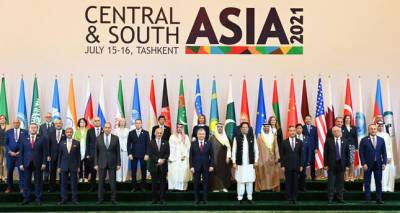 Узбекистан предложил странам Центральной и Южной Азии решать проблемы безопасности через экономику