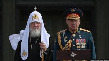 Шойгу дали орден за строительство главного храма Вооруженных сил РФ