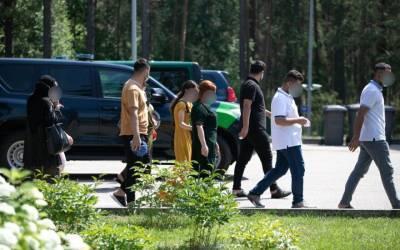 Нелегальные мигранты продолжают искать счастье, незаконно пересекая белорусско-литовскую границу