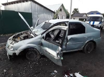 В ГИБДД рассказали, кто пострадал в ночной аварии под Смоленском