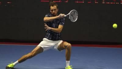 Даниил Медведев остался в топ-3 рейтинга ATP