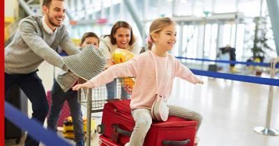Мишустин поручил сделать доступными авиабилеты для семей с детьми