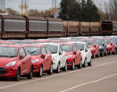 Импорт легковых автомобилей в январе - мае вырос на 83%