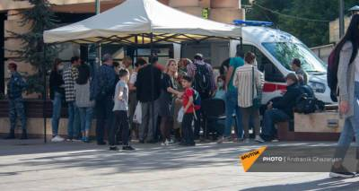 В Капане появится мобильный пункт вакцинации от COVID-19
