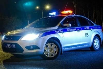 В Пензенской области за выходные задержали почти 50 пьяных водителей