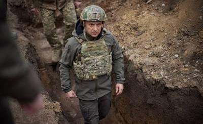 The National Interest (США): готов ли Путин пойти против Украины?