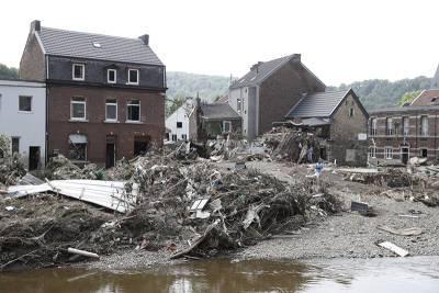 Путин выразил бельгийскому королю соболезнования в связи с наводнением