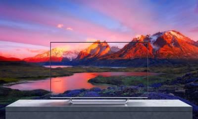 Xiaomi починає продаж в Україні преміального телевізору Mi TV Q1 75″ за ціною від 50 тис. грн