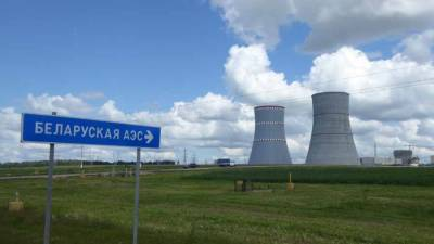 Власти Литвы и Латвии договорились, что не будут покупать электроэнергию у Белоруссии