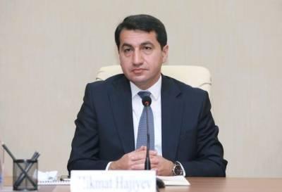 Зангезурский коридор создаст экономические возможности для всего региона - Хикмет Гаджиев