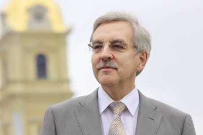 Шишлов обратился к Беглову по поводу отмены выплат непривитым медикам, заболевшим ковидом