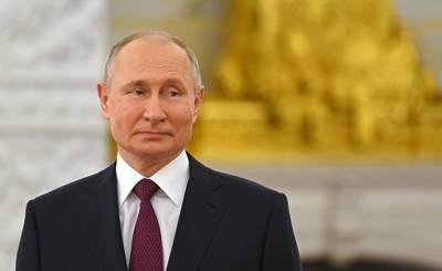 Sky News (Великобритания): президент России утверждает, что глобальное лидерство США подходит к концу
