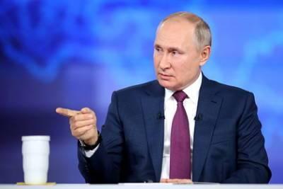 Хитрость помогла россиянам дозвониться на прямую линию Путина