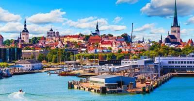 Эстония открыла границы для вакцинированных украинцев