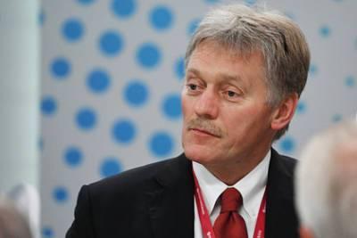 В Кремле оценили запрет на выступления синхронисток в купальниках с медведем