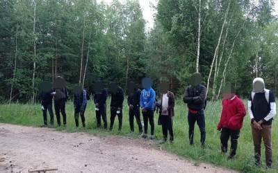 В связи с наплывом мигрантов в Литве объявлен режим экстремальной ситуации